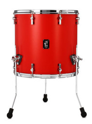 Sonor SQ1 18x17 Floor Tom - Hot Rod Red
