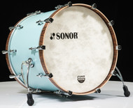 Sonor SQ1 22x17 Bass Drum - Cruiser Blue