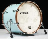 Sonor SQ1 20x16 Bass Drum - Cruiser Blue