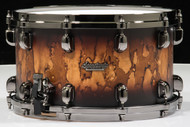 Tama Starclassic Maple 14x8 Snare Molten Satin Brown Burst