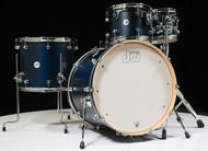 DW Design Series 5pc Drum Set - Midnight Blue