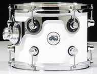 DW Design Series 8X10 Tom Gloss White