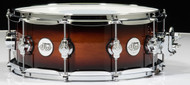 Design Series 5.5x14 Maple Snare Drum - Tobacco Burst