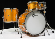 Gretsch Brooklyn Series 5pc Shell Pack - Gold Sparkle Nitron