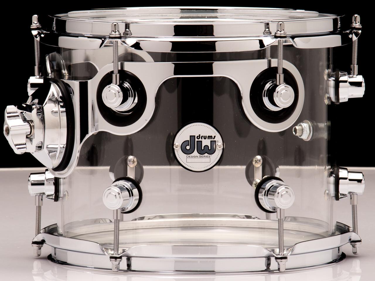 DW Acrylic Design Series Drum 8