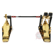DW 9002 Double Pedal Gold Plated