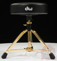 DW 9100M Throne Gold Plated