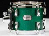 Yamaha Absolute Hybrid Maple 10x7 Tom - Jade Green Sparkle