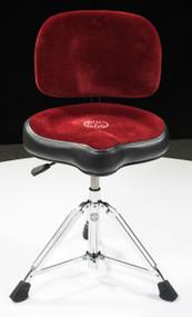 Roc-n-Soc Nitro Original Throne with Backrest - Red