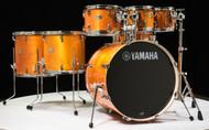 Yamaha Stage Custom Honey Amber 7pc Shell Pack