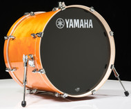 Yamaha Stage Custom Birch 22x17 Bass Drum Honey Amber