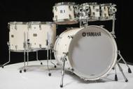Yamaha Absolute Maple Hybrid 6pc Polar White 8/10/12/14/16/22