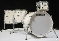 Yamaha Absolute Maple Hybrid 4pc Polar White 12/14/16/22