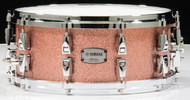 Yamaha Absolute Hybrid Maple 14x6 Snare - Pink Champagne Sparkle