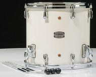 Yamaha Absolute Hybrid Maple 14x13 Floor Tom - Polar White