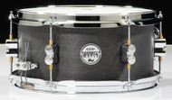 PDP Concept Black Wax Maple 6x12 Snare Drum