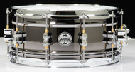 PDP Concept Series Black Nickel Over Steel 6.5x14 Snare