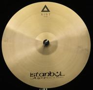 "Istanbul Agop Xist 22"" Traditional Crash Cymbal"