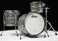 Ludwig Classic Maple Downbeat 3pc Shell Pack Avocado Strata