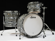 Ludwig Classic Maple FAB 3pc Shell Pack - Avocado Strata