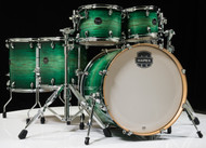 Mapex Armory 6pc Studioease Shell Pack Emerald Burst