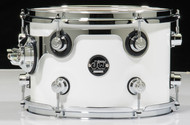 DW Performance Series 8x12 Tom - Gloss White