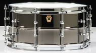 Ludwig Black Beauty 6.5x14 Snare Drum Tube Lugs