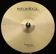 "Istanbul Agop 17"" Traditional Paper Thin Crash"