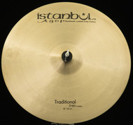 "Istanbul Agop 18"" Traditional Thin Crash"