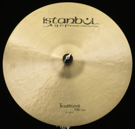 "Istanbul Agop 19"" Traditional Thin Crash"