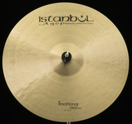 "Istanbul Agop 19"" Traditional Crash Ride"