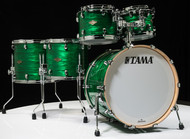 Tama Starclassic Walnut/Birch 5pc Shell Pack  - Jade Silk