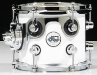 DW Design Series 7x8 Tom Gloss White