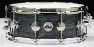 "DW Collector's 5.5"" x 14"" Snare Drum - Grey Oyster"