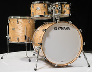 Yamaha PHX 4pc Drum Set Gloss Natural Ash with Mount