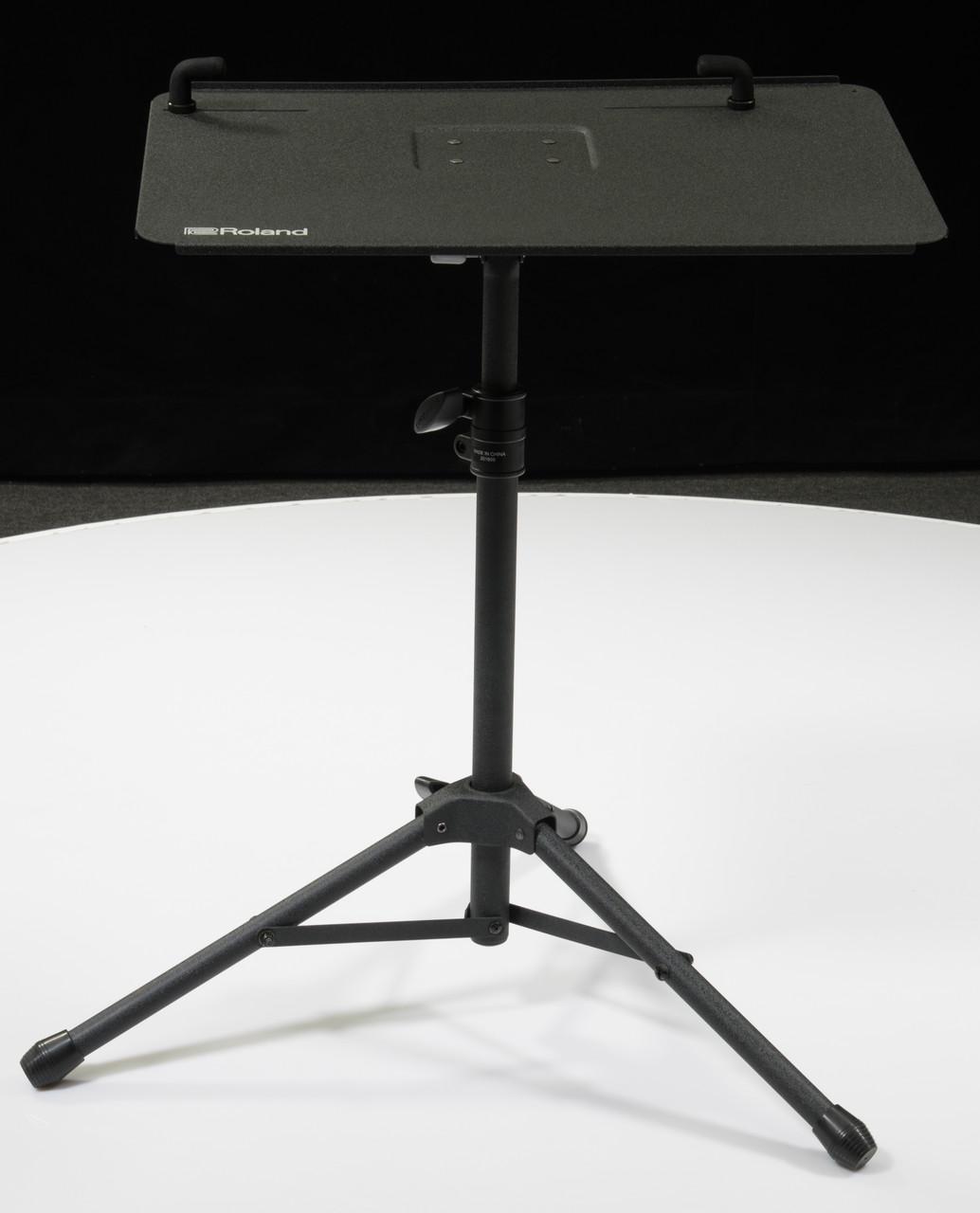 roland ss pc1 adjustable stand for laptop computer. Black Bedroom Furniture Sets. Home Design Ideas