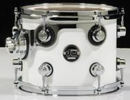 DW Performance Series 8x10 Tom - Gloss White