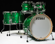 Tama Starclassic Walnut/Birch 6pc - Jade Silk (10/12/14/16/22/14SD)