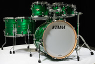 Tama Starclassic Walnut/Birch 7pc Drum Set - Jade Silk