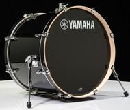 Yamaha Stage Custom Birch 22x17 Bass Drum - Raven Black