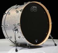 DW Performance Series 14x24 Bass Drum Diamond Nebula