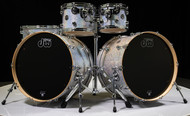DW Performance Series 5pc Shell Pack 10/12/16/22/22 - Diamond Nebula