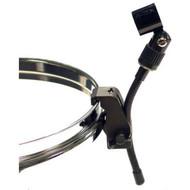 Audix D-VICE Flexible Mini-Gooseneck with Rim Mounted Drum Clamp