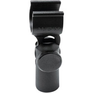 "The D-clip is provided with a thread adapter that allows it to be used with European 3/8"" mic stands. Optimized to be used with the Audix D-series instrument mics, the 0-Clip will work with any ink barrel with an OD (outer diameter) measurement of 19mm - 23 mm."
