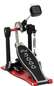 DW 5002 Double Pedal No Heel
