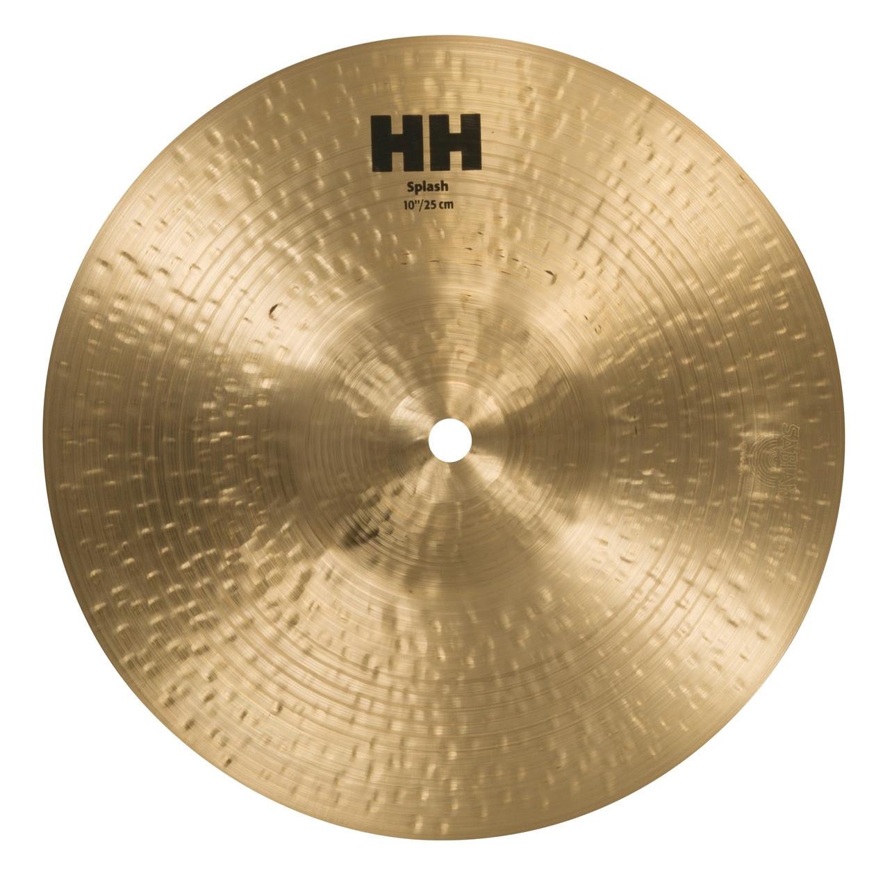 sabian 10 hh splash cymbal. Black Bedroom Furniture Sets. Home Design Ideas