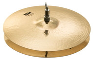 "Sabian 14"" HH Medium Hat Cymbals Brilliant Finish"
