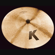 "Zildjian 20"" K Custom Flat Top Ride Cymbal"