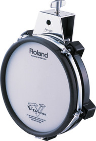 Roland PD-85BK 8 in. dual-trigger mesh V-Pad