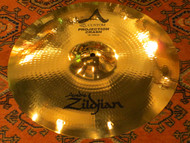 "Zildjian 16"" A Custom Projection Crash Cymbal"